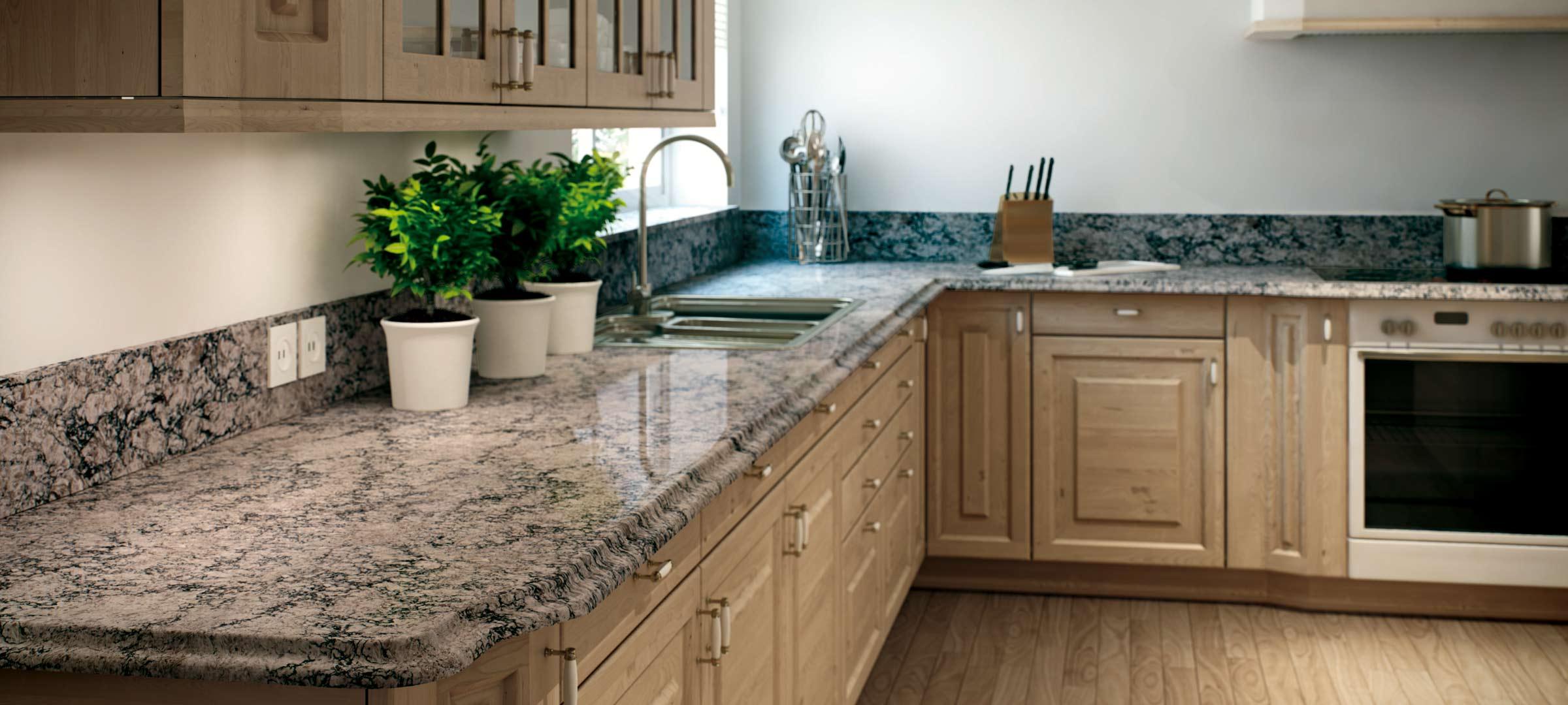 6611 Himalayan Moon Absolute Kitchen Amp Granite
