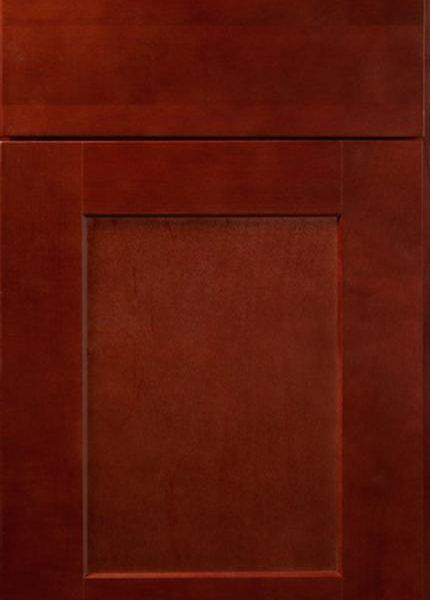 Cabinets & Dartmouth Crimson - Absolute Kitchen \u0026 Granite
