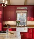 Richmond Paint Grade Ruby Red