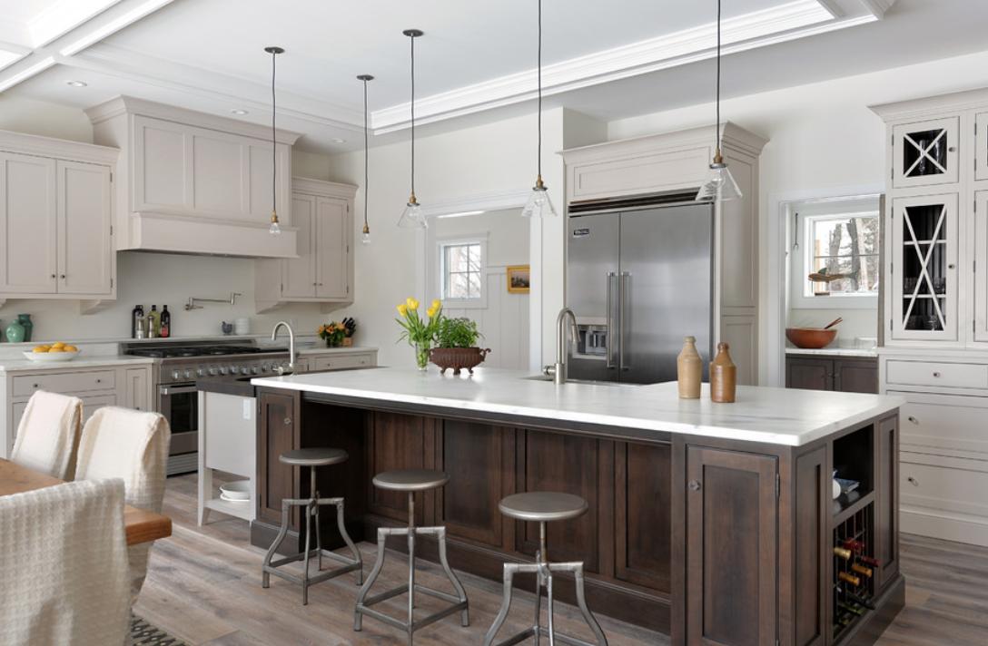 Shaker / Paint Grade Flagstone   Absolute Kitchen & Granite